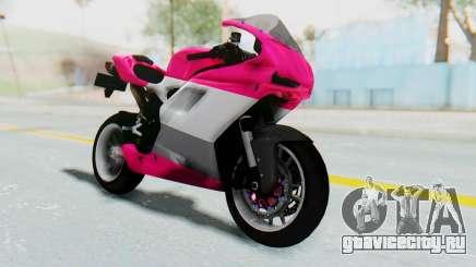 Ducati 1098R High Modification для GTA San Andreas