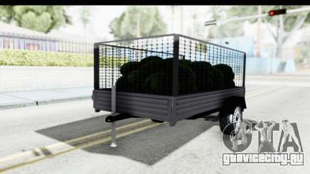 Volkswagen T4 Trailer для GTA San Andreas