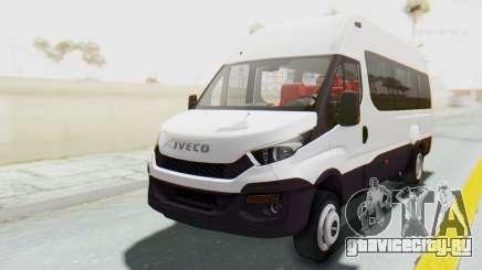 Iveco Daily Minibus 2015 для GTA San Andreas