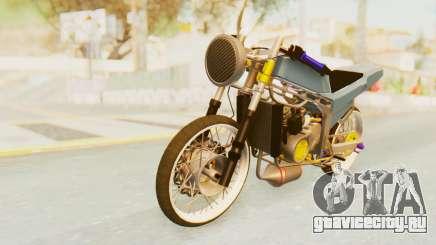 Kawasaki Ninja 150S Thailock для GTA San Andreas
