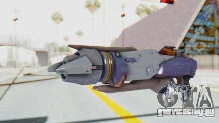 Pharah Mechaqueen Rocket для GTA San Andreas