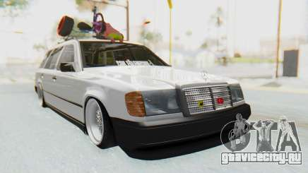 Mercedes-Benz W124 Stance Works для GTA San Andreas