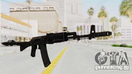 AK-74M v1 для GTA San Andreas