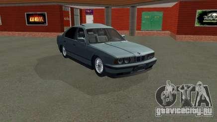 BMW 535i Gang для GTA San Andreas
