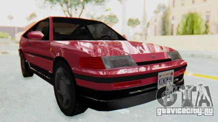 Dinka Blista Compact 1990 для GTA San Andreas