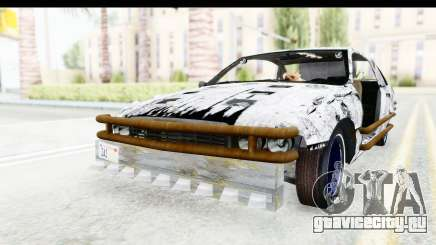 Chevrolet Caprice 2012 End Of The World для GTA San Andreas