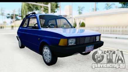 Fiat 147 Spazio TR Stock для GTA San Andreas