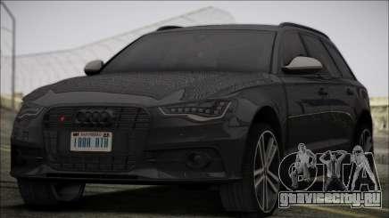 Audi S6 для GTA San Andreas