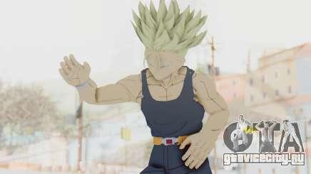 Dragon Ball Xenoverse Future Trunks Shirt SSJ для GTA San Andreas