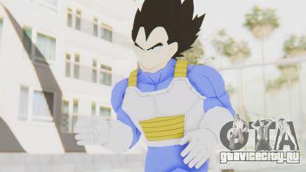 Dragon Ball Xenoverse Vegeta Android Saga для GTA San Andreas