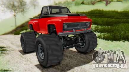 GTA 5 Vapid Slamvan XL v2.1 для GTA San Andreas