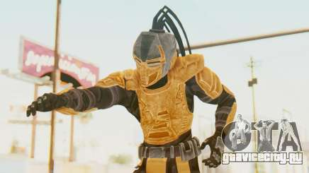 Cyber Flare MKP для GTA San Andreas