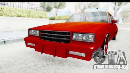 Chevrolet Monte Carlo Breaking Bad для GTA San Andreas