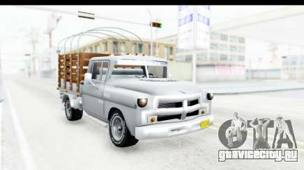 Chevrolet 3100 Diesel v1 для GTA San Andreas