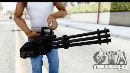 GTA 5 Coil Minigun v2 для GTA San Andreas
