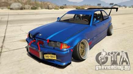 BMW M3 E36 DRIFTMISSILE для GTA 5