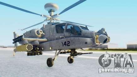 AH-64 Apache Marines для GTA San Andreas