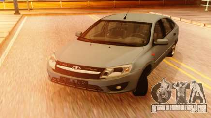 Lada Granta Liftback Beta v1 для GTA San Andreas