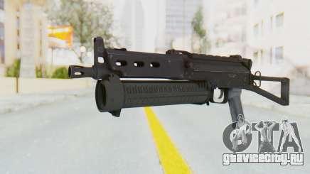 Federation Elite PP19 для GTA San Andreas