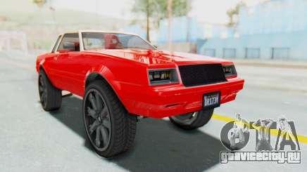 GTA 5 Willard Faction Custom Donk v2 IVF для GTA San Andreas