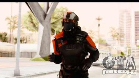 Homefront The Revolution - KPA v3 Black для GTA San Andreas