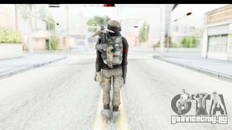 The Division Last Man Battalion - Engineer для GTA San Andreas третий скриншот