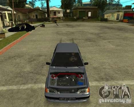 VAZ 21015 ARMENIAN для GTA San Andreas салон