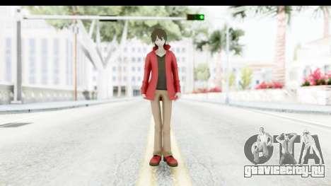Shintaro Kirasagi (Kagerou Project) для GTA San Andreas второй скриншот