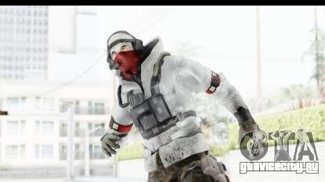 The Division Last Man Battalion - Leader для GTA San Andreas