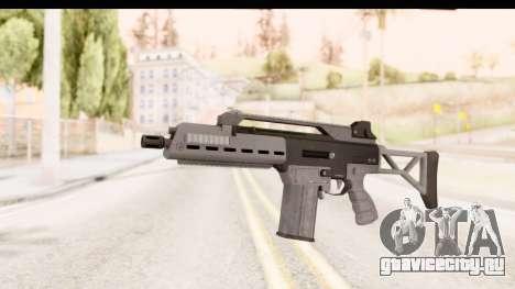 GTA 5 Vom Feuer Special Carbine для GTA San Andreas