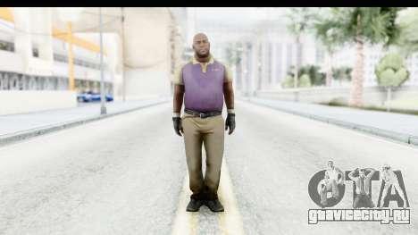 Left 4 Dead 2 - Coach для GTA San Andreas второй скриншот