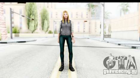 Marvel Future Fight - Sharon Carter (Civil War) для GTA San Andreas второй скриншот