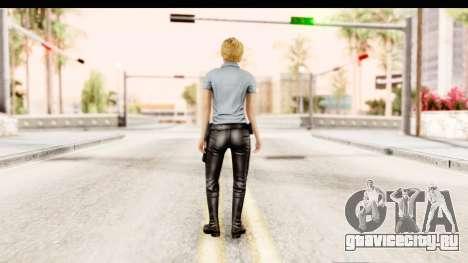 Silent Hill Shattered Memories - Cybil для GTA San Andreas третий скриншот