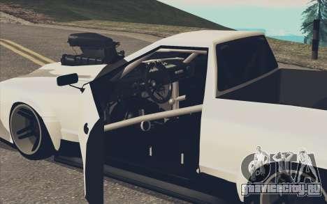 Elegy Ibragim для GTA San Andreas вид слева