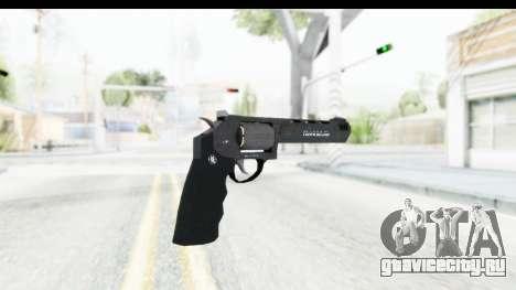 GTA 5 Hawk & Little Heavy Revolver для GTA San Andreas третий скриншот