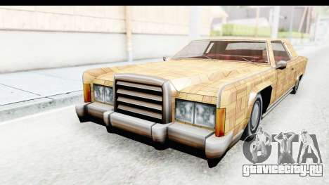 Remington New PJ для GTA San Andreas