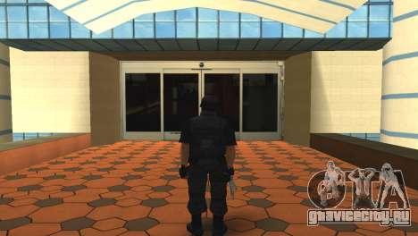 Изменённый оригинальный скин SWAT для GTA San Andreas второй скриншот