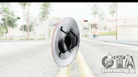 Capitan America Shield Classic для GTA San Andreas второй скриншот
