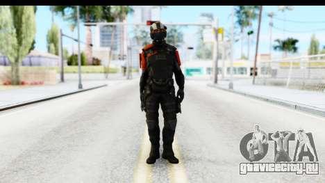 Homefront The Revolution - KPA v4 Black для GTA San Andreas второй скриншот