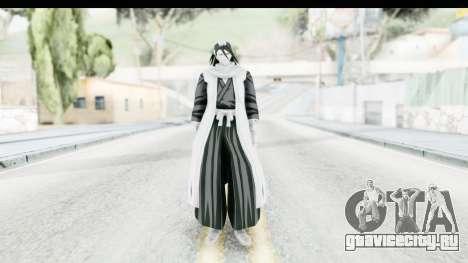 Bleach - Byakuya для GTA San Andreas второй скриншот
