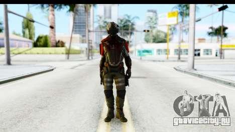 Homefront The Revolution - KPA v1 Dead для GTA San Andreas второй скриншот