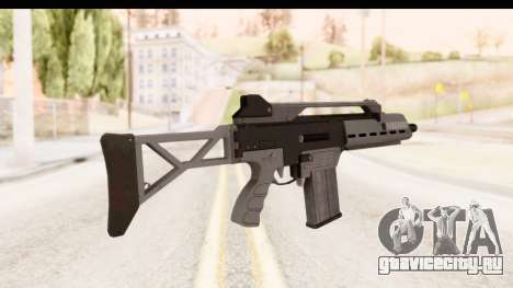 GTA 5 Vom Feuer Special Carbine для GTA San Andreas второй скриншот