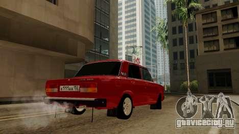 rus_racer ENB v1.0 для GTA San Andreas второй скриншот