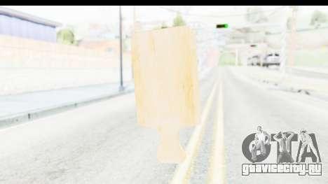 Cutting Board для GTA San Andreas третий скриншот