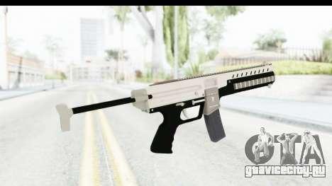 GTA 5 Coil Combat PDW для GTA San Andreas второй скриншот