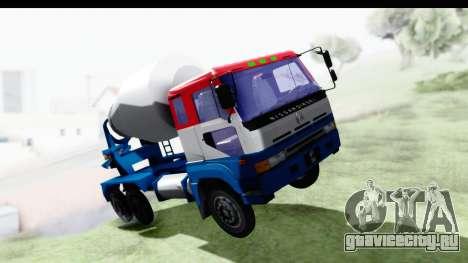 Nissan Diesel UD Big Thumb Cement Babena для GTA San Andreas