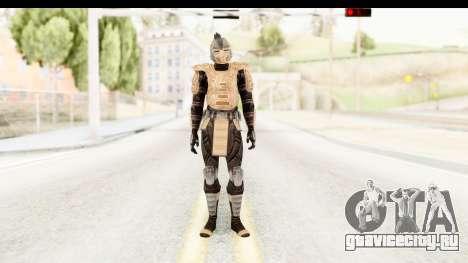Cyber Tremor MK3 для GTA San Andreas второй скриншот