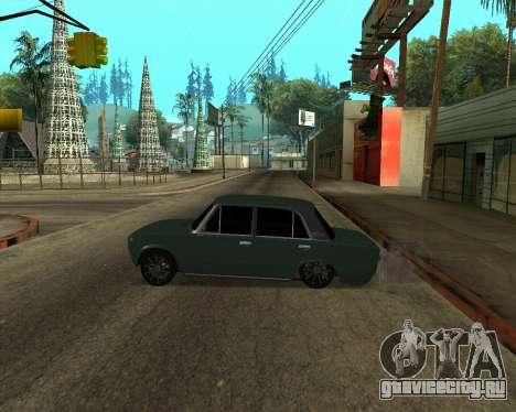 VAZ 2101 Armenian для GTA San Andreas вид сбоку