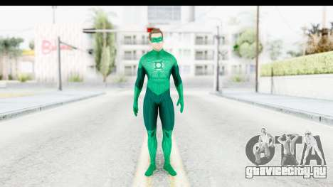 Green Lantern The Movie - Hal Jordan для GTA San Andreas второй скриншот