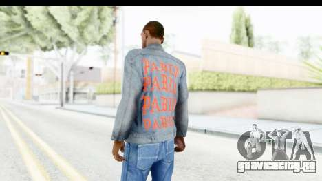 PABLO Denim Jacket для GTA San Andreas второй скриншот